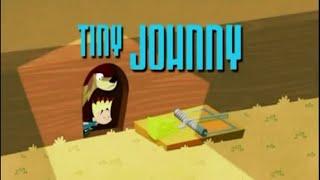johnny test season 6 episode 116a tiny johnny