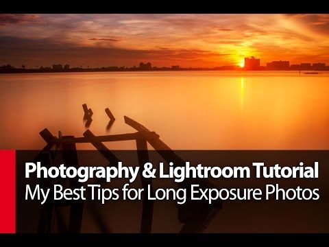 Photography & Lightroom Tutorial: My Best Tips for Long Exposure Photos - PLP # 67 by Serge Ramelli