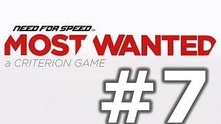 Need For Speed Most Wanted Challenge vs Spider to Fly MOD Part 2 #10
