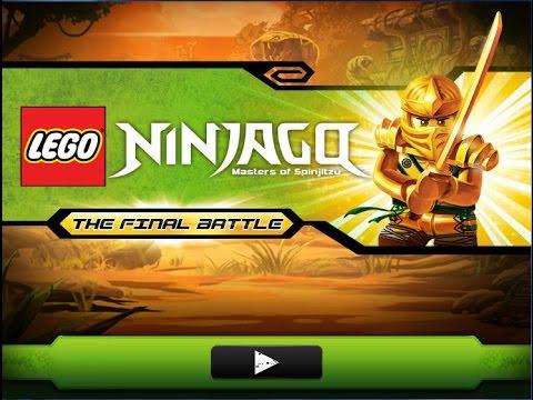 Lego Ninjago Final Battle Video Game - YouTube