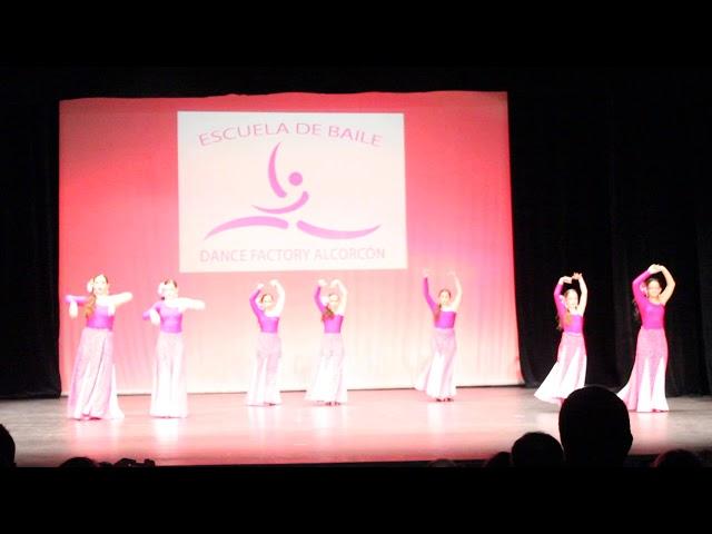 III Festival Fin de Curso Dance Factory Alcorcón 2014