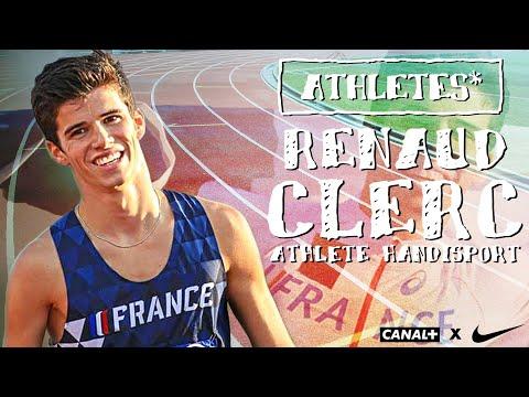 ATHLETES* - Épisode 4 : Renaud Clerc - Athlete Innovation