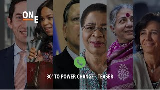 30' to Power CHANGE -TEASER