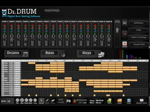 Become the Greatest Music Producer with Best Online Beat Maker for Rap, Dubstep, Hip Hop