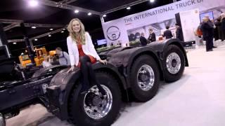 Renault Trucks @ Truck & Transport 2015