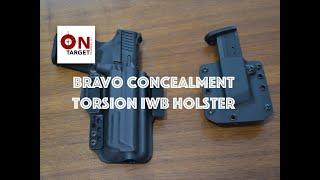 Bravo Concealment Torsion (IWB) Holster