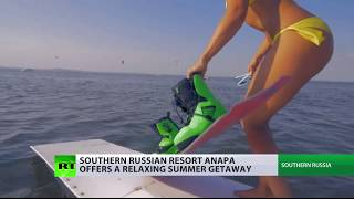 Anapa Getaway: Relaxing summer vacation in the south of Russia