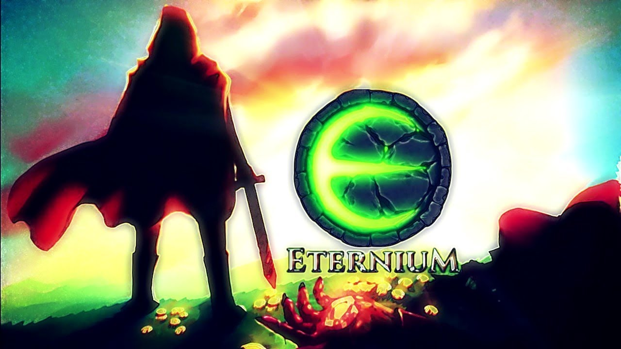 ETERNIUM RPG, Level 251 Mage, Sweet by NatBorn