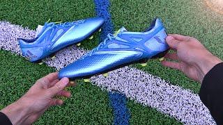 New Messi Boots: adidas MESSI15.1 Unboxing - freekickerz