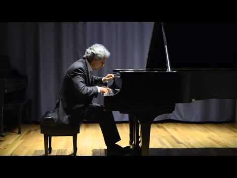 Bloomingdale School of Music 10/2/15 Roberto Hidalgo: Beauty in Form