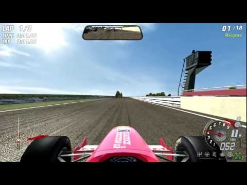 ToCA RACE DRIVER 3 - Formula Palmer (Audi Cup) Snetterton