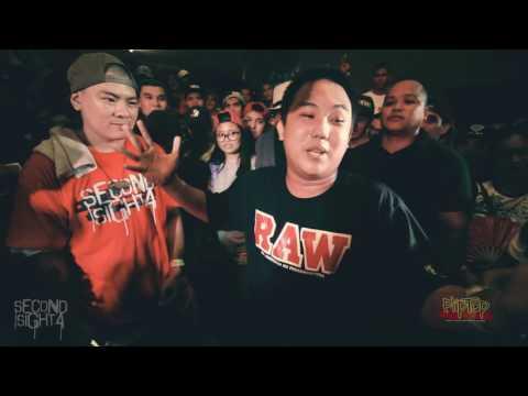 FlipTop - Lanzeta vs Mhot vs CripLi vs Sibil vs Dilim - Royal Rumble