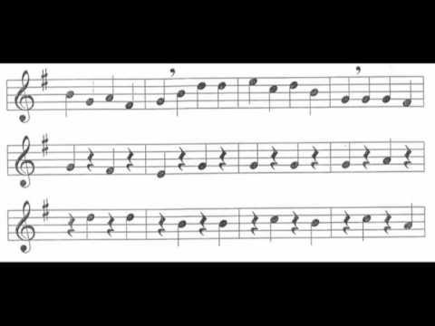 PACHELBEL CANON con voces