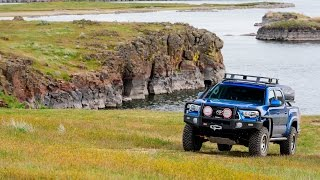 Video featuring ARB's 2016 Toyota Tacoma outfitted with the full li...