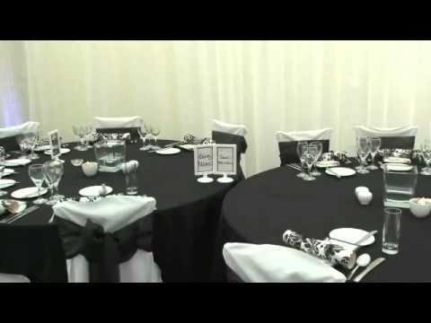 amicio Chair Covers & Table Linen