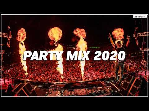 Party Mix 2020 - Best of EDM & Electro House Festival Mashup Party Mix 2020