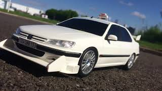 Peugeot 406 TAXI 1. Otto 1/18