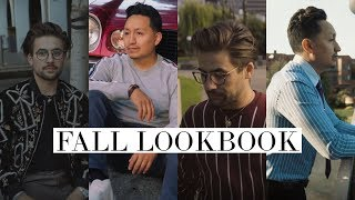 Fall 2018 Mini Lookbook w/ King Spade | Outfit Inspiration for Fall 2018