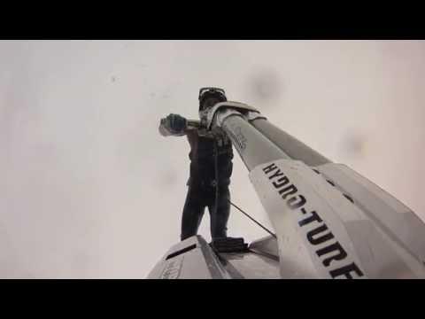 Mark Gomez First Madonna Back Flip In Oceanside Jet Ski Freeride Oc