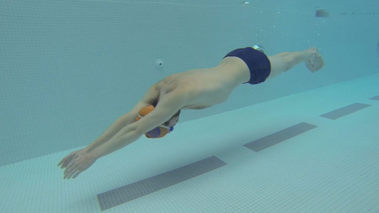 How to Swim Underwater | Swimming Lessons
