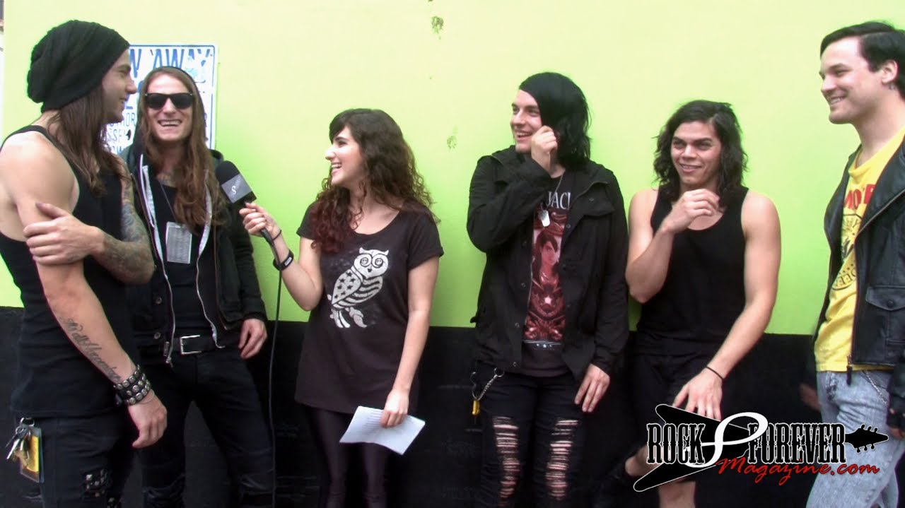 get scared interview with