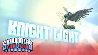 Official Skylanders Trap Team: Knight Light speed drawing l Skylanders Trap Team l Skylanders