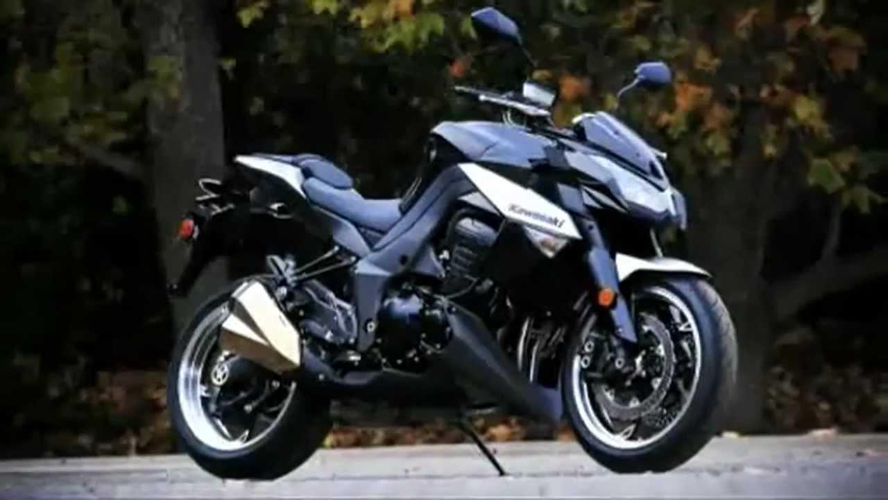 2010 Kawasaki Z1000 - Demo Rider Reviews - YouTube