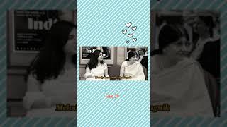 Beautiful Moments of Alka Yagnik jee with her Mother Subha jee 💜 #AlkaYagnik #bollywood