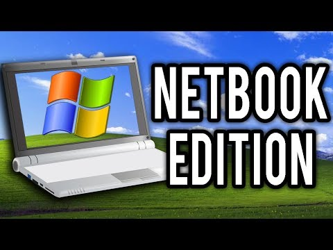 Windows XP Netbook Edition - Overview & Demonstration