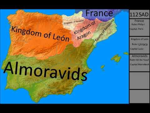 History of Iberian Peninsula