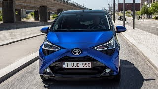 2019 Toyota AYGO - Interior Exterior and Drive