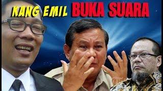 WOW...Setelah La Nyalla 'Bernyanyi', Giliran RIDWAN KAMIL BONGKAR Alasan Tinggalkan Prabowo