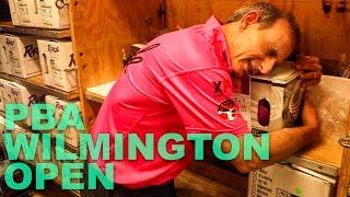 PBA Wilmington Open | Norm Loves his Bowling Balls