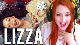 Jingle Ballin' - OFFICIAL TRAILER  REACTION!  LIZZA IS PERFECT!