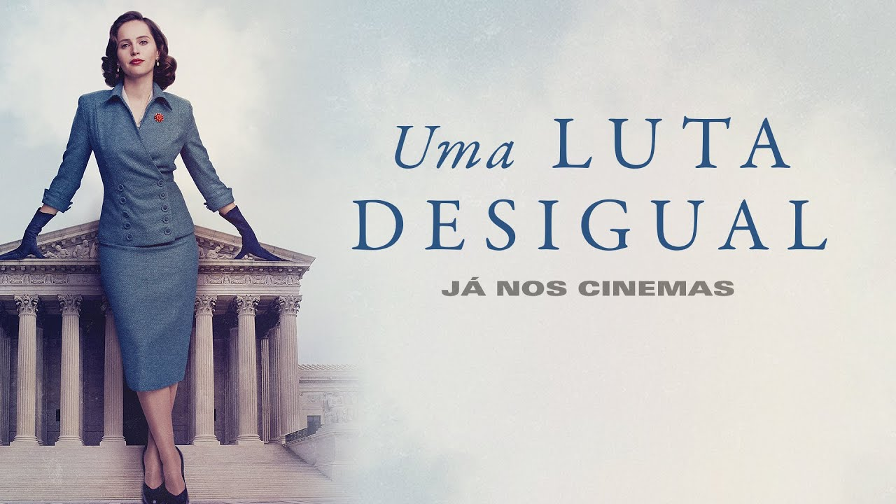 Uma Luta Desigual (On The Basis Of Sex) Trailer HD Legendado | PRIS Audiovisuais
