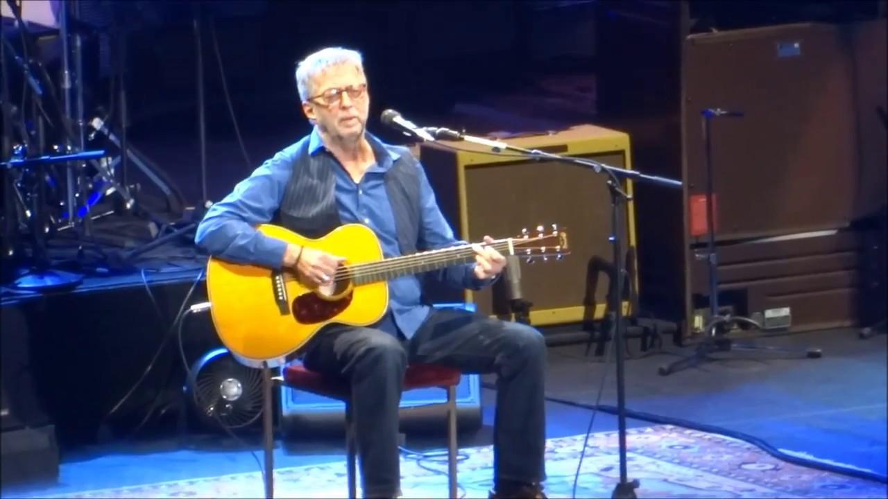 Eric Clapton Layla Madison Square Garden New York Ny March 20 2017 Youtube