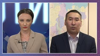 Сводка о пожарах в Якутии (12.08.19)