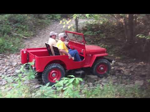Willys Jeeps @ Potawatomi Off-road Park 2017