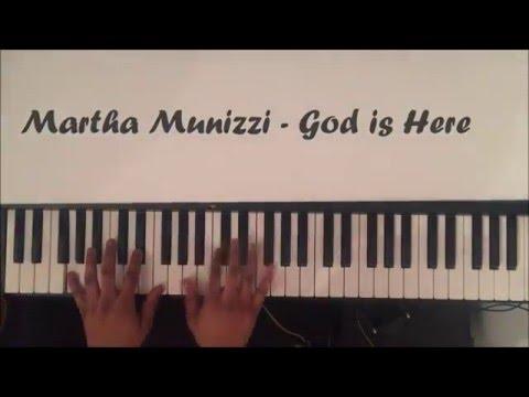 Martha Munizzi - God is Here (J-Keys)