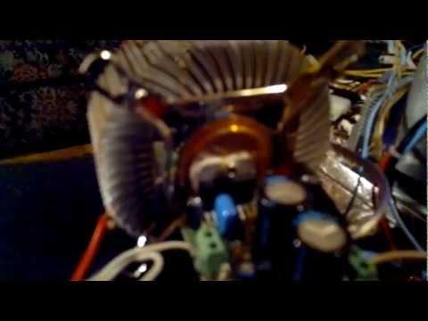 видео: Сборка усилителя на микросхеме tda7293 140 watt (3 часть)