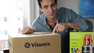 Nutribullet Vs Vitamix S30: Say What?