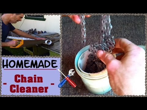 Best homemade chain cleaner
