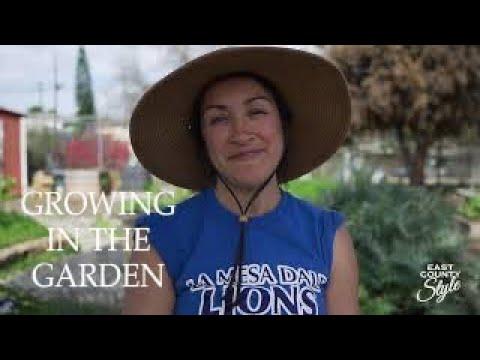 La Mesa Dale Elementary School Garden Helps Kids Learn and Grow