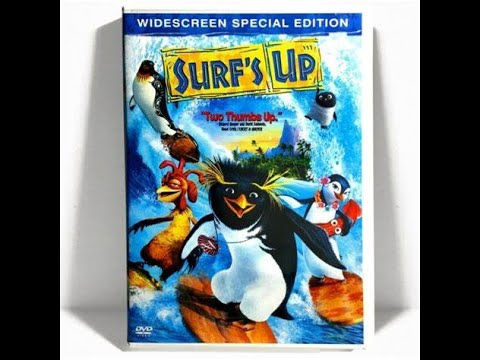 Download Opening to Surf's Up 2007 DVD