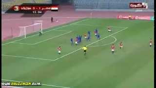 مصر × سوازيلاند - الاهداف 10 - 0