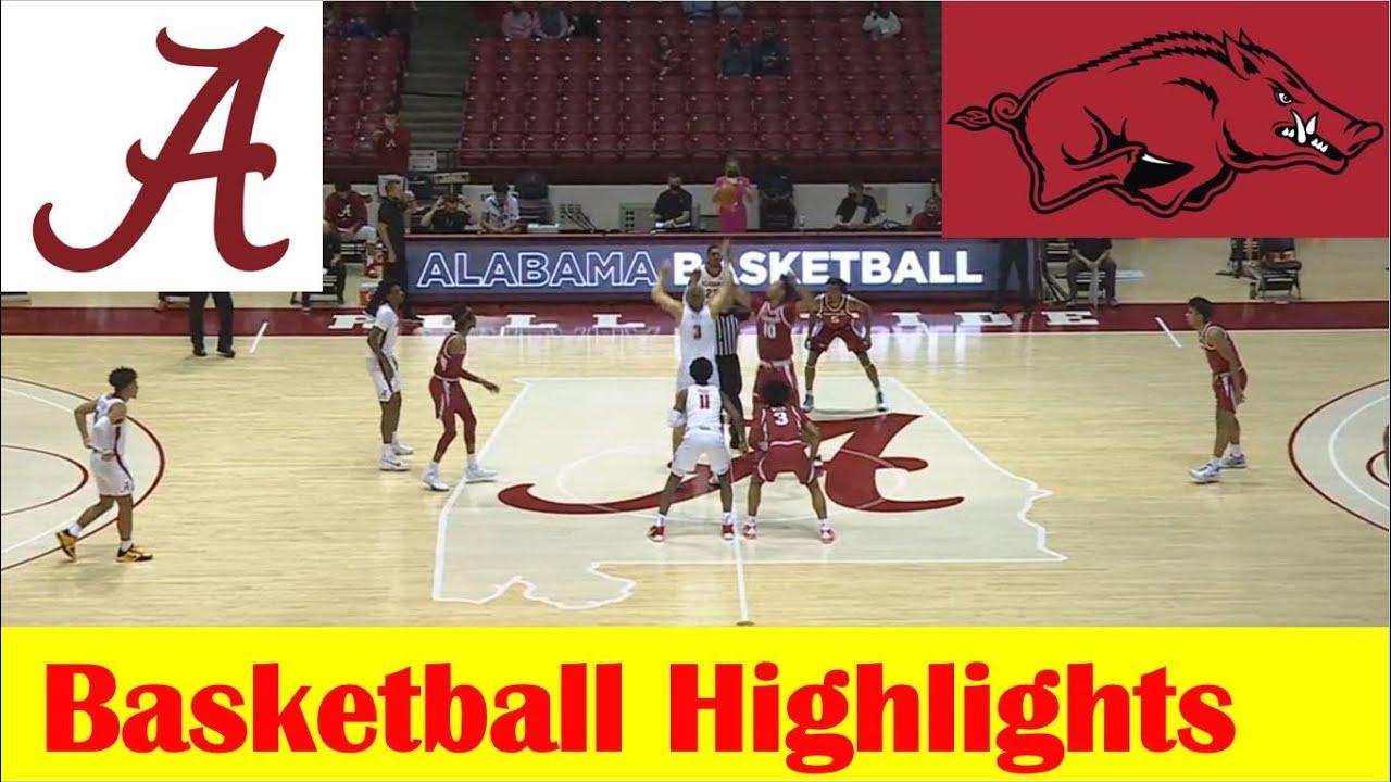 Download Arkansas vs Alabama Basketball Game Highlights 1 16 2021