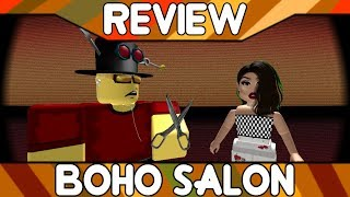 Salon Boho [ROBLOX Game Review]