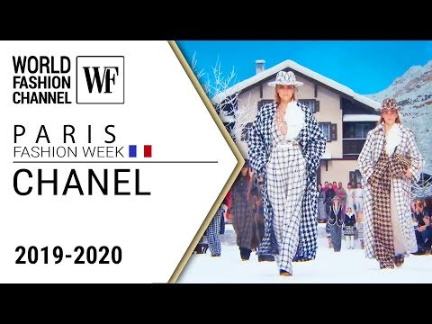 Сhanel | Fall-winter 19-20 | Paris Fashion Week