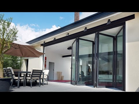 BI FOLD DOORS | BI FOLD DOORS INTERIOR | BIFOLD DOORS INSTALLATION - YouTube : door definition - pezcame.com