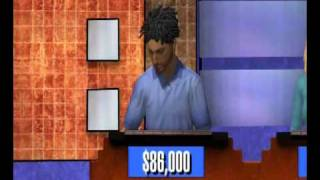 Jeopardy! Playstation 3 PSN GamePlay PT 2